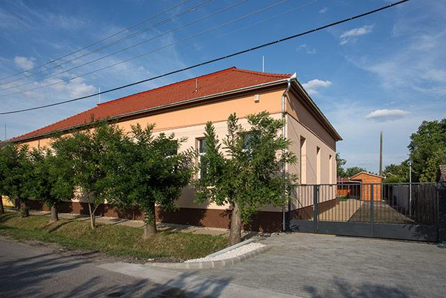 Körös Látogatóközpont