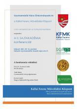 TOP-7.1.1-16-H-ESZA-2019-00500 - Gyomaendrődi Nemzetközi Sajt- és Túrófesztivál szakmai programja