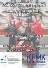 TOP-7.1.1-16-H-ESZA-2019-00499 - Körös Kerti Esték - Nyári szabadtéri kulturális programok Gyomaendrődön